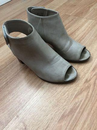 Call it Spring Beige Mules (size 9)