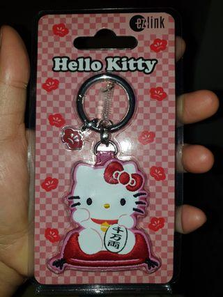 Hello Kitty Fortune Cat Ez-link Charm