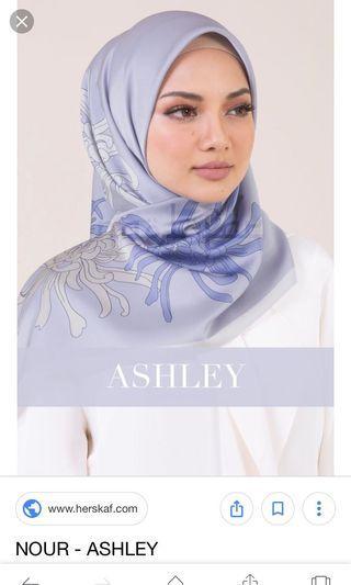 shawl neelofa (nour ashley)