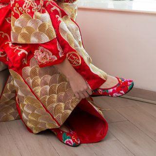 「好腳頭」女裝褂鞋36號 (包順豐站)