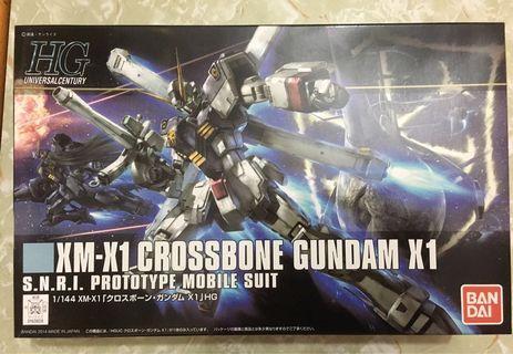 Gundam 高達模型 X1 (1/144)