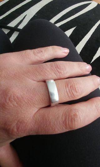 Tiffany ring. Unisex