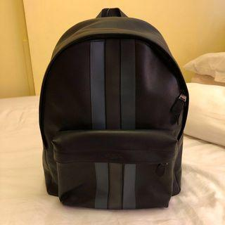 Coach Leather Backpack (brand new)