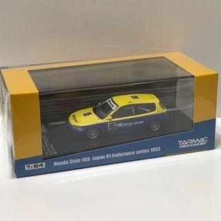 Tarmac Works Spoon Honda EG6 Tomica Hotwheels