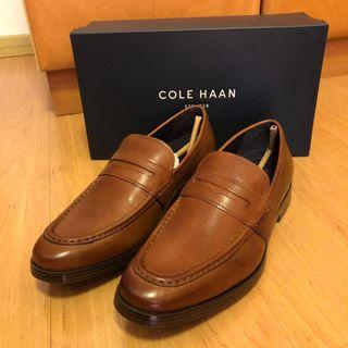 Cole Haan Men's Penny Loafer, British Tan