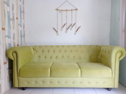 Free ongkos kirim Sofa 3 seater