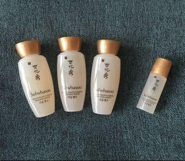 (50ml) 雪花秀滋陰生人參煥顏水 Sulwhasoo Concentrated Ginseng Renewing Water