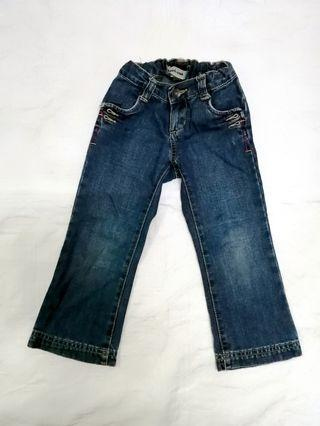 Boot cut old navy