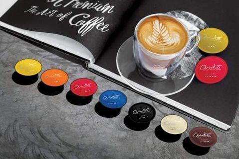 Arissto 💯% Italian premium coffee capsule