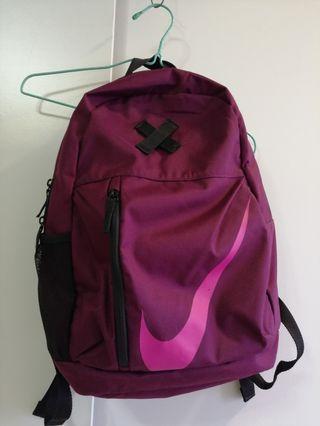 正品 Nike背包 後背包 包包 運動包 雙肩包 後背包旅行包 電腦包 側背包包