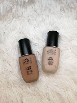 Rm100 for 2 Makeup Forever Water Blend Foundation