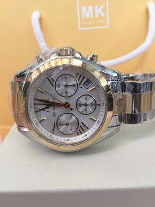 Original MK small face two tone watch
