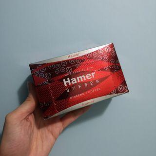 Hamer 汗馬咖啡人參能量糖🍬