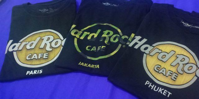 Hard Rock Tshirt Paris