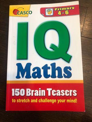 IQ math #GEP