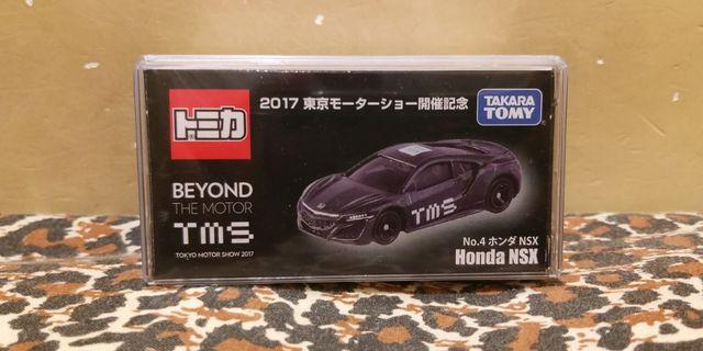 Tomica Tokyo Motor Show 2017 No.4 Honda NSX