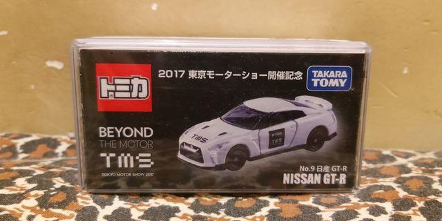 Tomica Toyko Motor Show 2017 No.9 Nissan GT-R