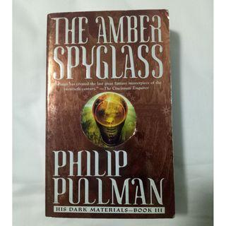 The Amber Spyglass by Philip Pullman