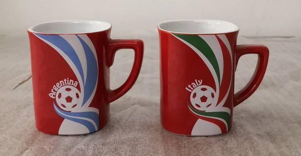 Nescafe World Cup mug cup
