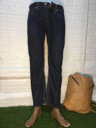 30腰 LevisRED # 低腰 直筒牛仔褲 #保存良好 🌸綠26