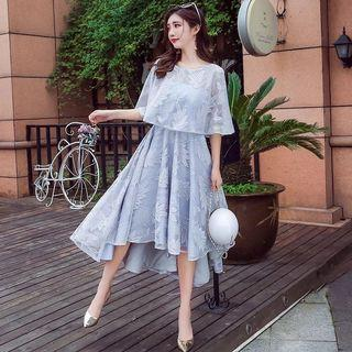 Lace dinner gown Dress