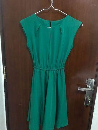 Green Dress Formal‼️