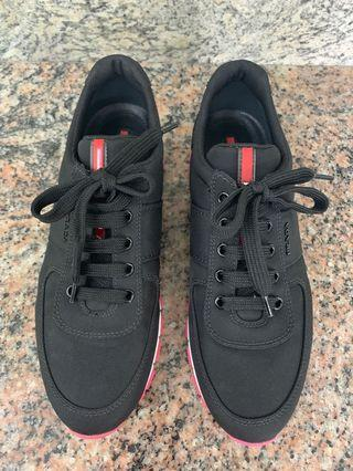Fire Sale!!! Brand New Authentic Prada Black Trainers