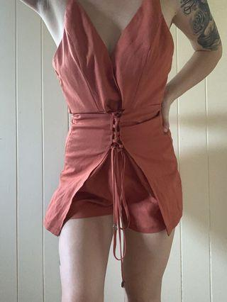 Rumour playsuit size 6 good condition!