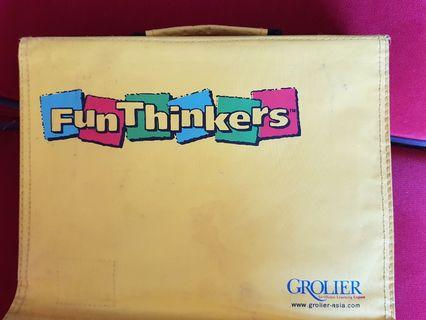 🚚 Fun Thinkers (Grolier)