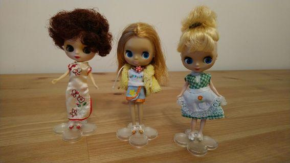 Mini Blythe Doll