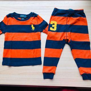 Ralph Lauren Pyjama Set (Size 24M)