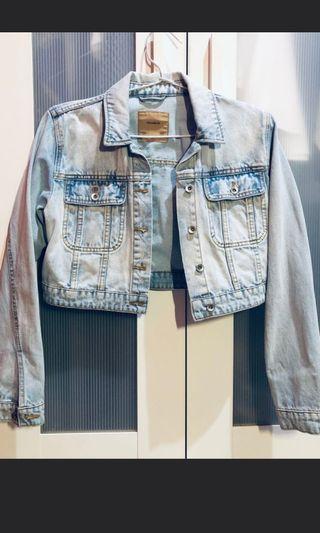 Denim Jacket pull&bear 💯% ORIGINAL