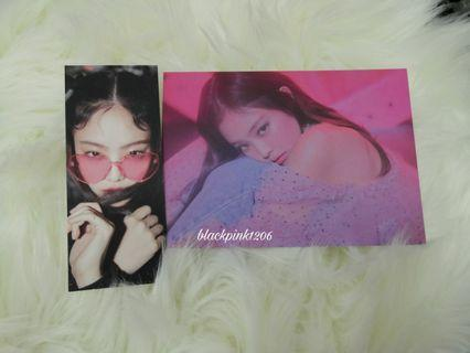 [WTS] BLACKPINK JENNIE SOLO PHOTOBOOK SPECIAL EDITION YG PREORDER BENEFIT