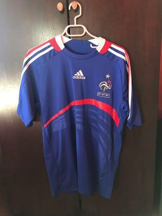 Jersey France Euro 2008 Size S