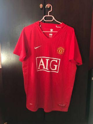 Jersey Manchester United 08/09 Size S