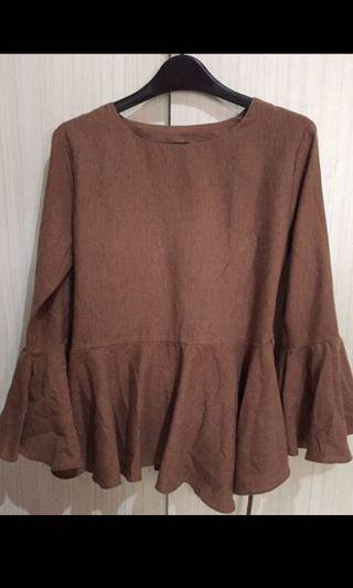 Tunik Brown