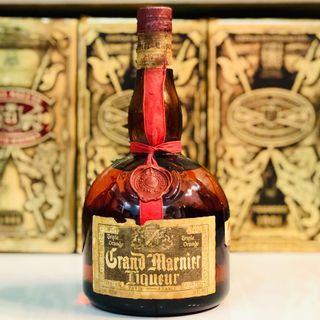 1L Grand Marnier Orange Liqueur