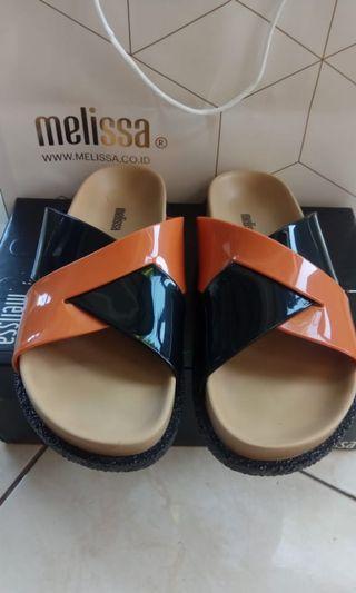 Sandal Melissa enery Ad