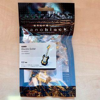 Nanoblock Electric Guitar micro-sized building block