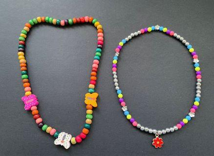 Beaded kids Necklace