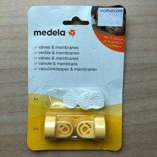 Medela Valves (Original Price $105)