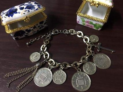 🚚 金幣手鍊