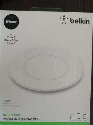 Belkin wireless charging for iphone