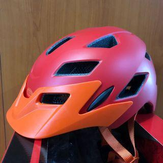 New: Bell Sidetrack Youth Helmet 50-57cm RED-orange