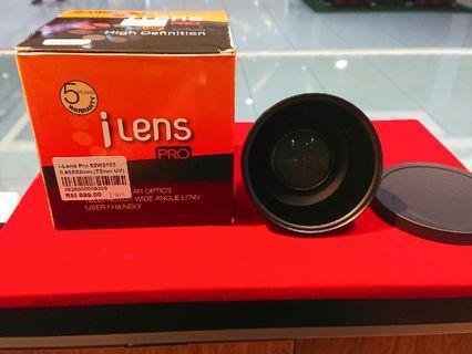 Ilens Telephoto/Wide Angle Lens (52)mm