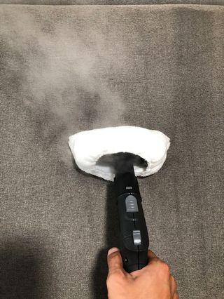 Steam Upholstery Extraction