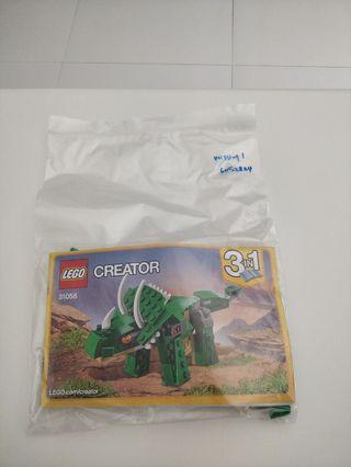 🚚 Lego 31058