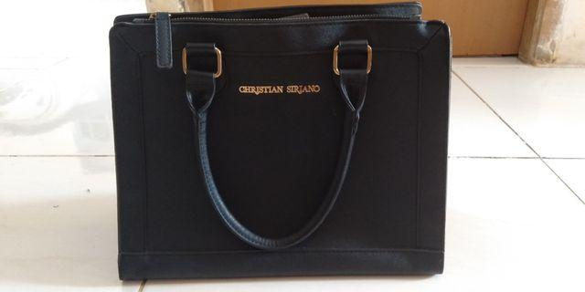 Christian siriano hand bag
