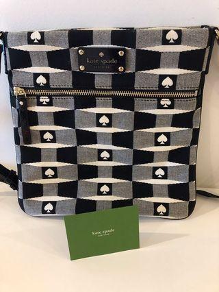 Cross Body Bag By Kate Spade