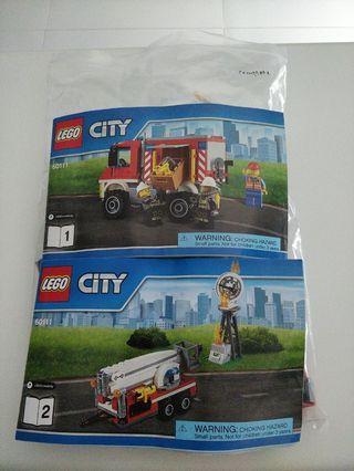 🚚 Lego 60111